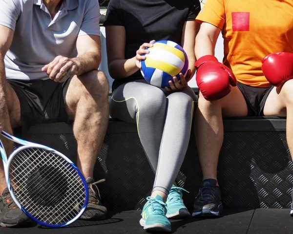 Stage multi-sport au village des 300 stages Faistesvacances