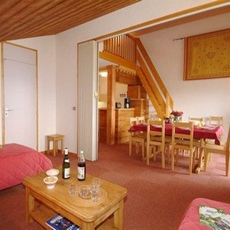 Valmorel-Doucy-4p-la-duit-Le village club aux 300 stages faistesvacances