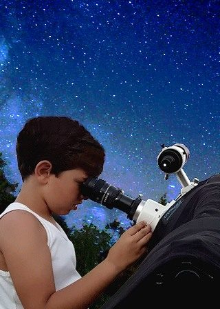 stage Cours d'astronomie