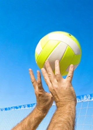 stage Cours de Volley ball